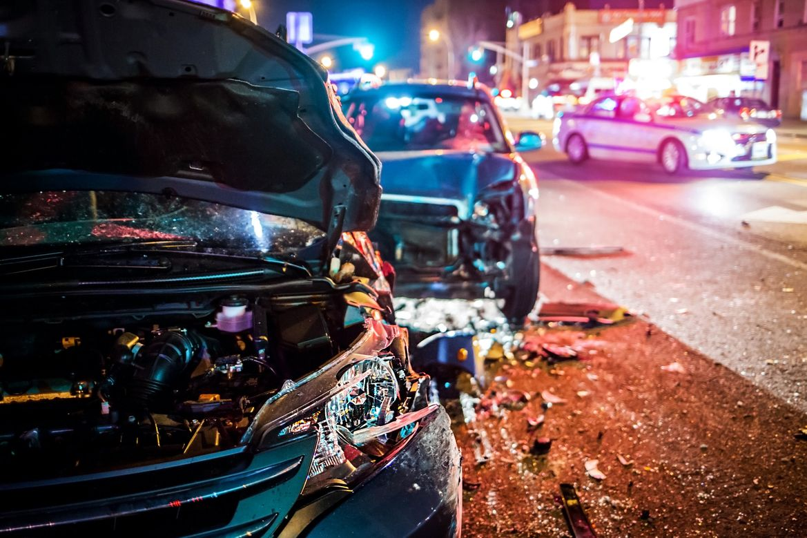 multi vehicle accident personal injury lawyer Barrie