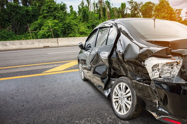 car accident personal injury lawyer Barrie Ontario